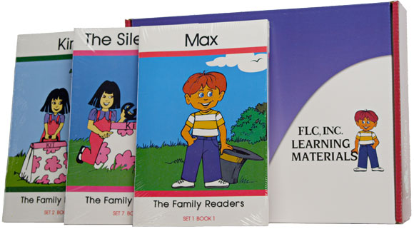 Family Readers: 72 Learn-to-Read Phonics Books